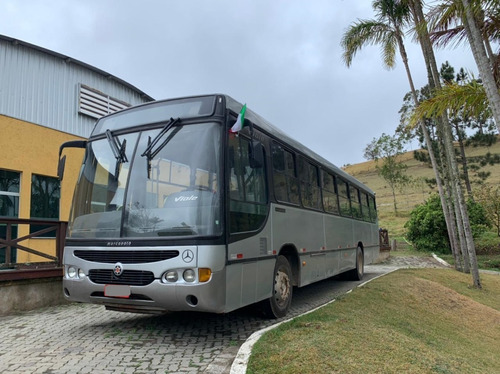 Imagem 1 de 8 de Ônibus Mercedes-benz Marcopolo-viale U