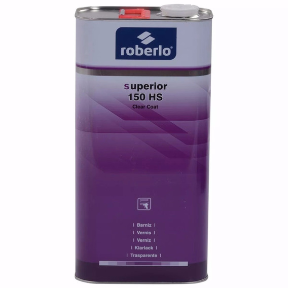 Verniz Unix 150 Hs Roberlo