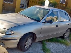 Hyundai Accent 1997 Nafta/gnc ..a/a..2da Dueña