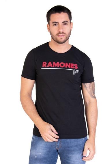 Remera Ramones - Kout Hombre