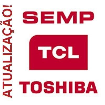 Atualização Software Firmware Tv Sti Semptoshiba Le3973 A F