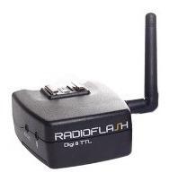 Radioflash Digi 8 Ttl, Receptor Avulso Bateria Ruim