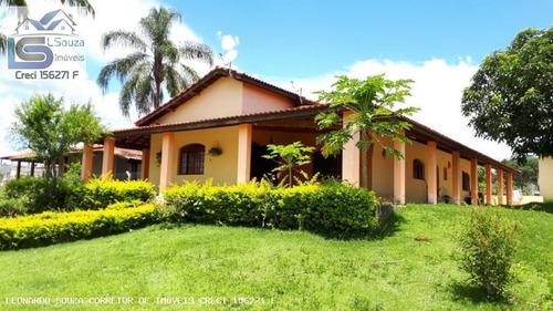 Imagem 1 de 15 de Chácara Para Venda Em Pinhalzinho, Zona Rural, 5 Dormitórios, 2 Suítes, 4 Banheiros, 4 Vagas - 727_2-842452