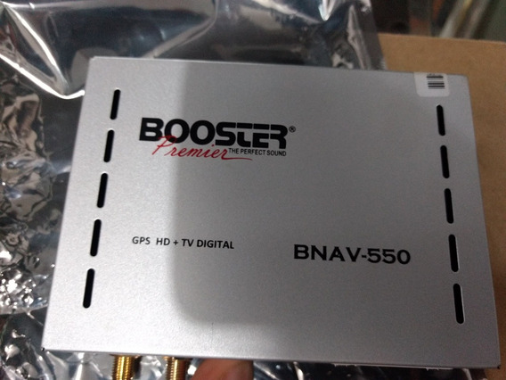 Gps Bnav-550 Gps E Tv Digital Booster Bnav-550