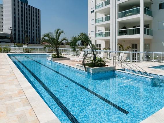 Apartamento No Condomínio Levitá Anália Franco Com 109,22 M² Sendo 3 Dormitórios 1 Suíte 2 Vagas Com Depósito Privativo. - 03986ap - 33113166