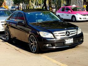 Mercedes Benz C 200 2011 Sport Cgi Rin 20 Y Llantas Nuevos