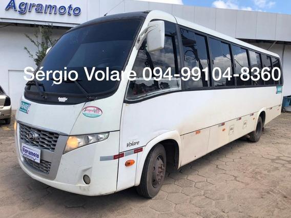 Micro Ônibus Volare W9 Fly Executivo Branca Ano 2013/13