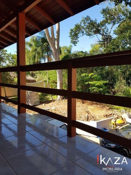 Alugo Casa No Canto Da Lagoa Com Vista Para Lagoa Conceição - 3737