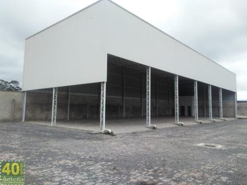 Imagem 1 de 15 de Barracão Para Venda - 00299.012