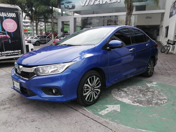 Honda City 1.5 Ex At 2018