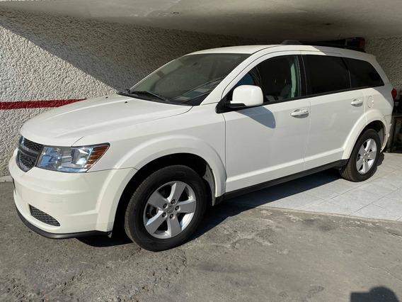 Dodge Journey 2.4 Sxt 7 Pasj At 2011