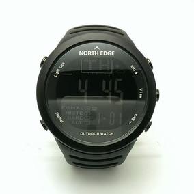 Relógio Esporte Altímetro Termômetro Barômetro N.e. 50m