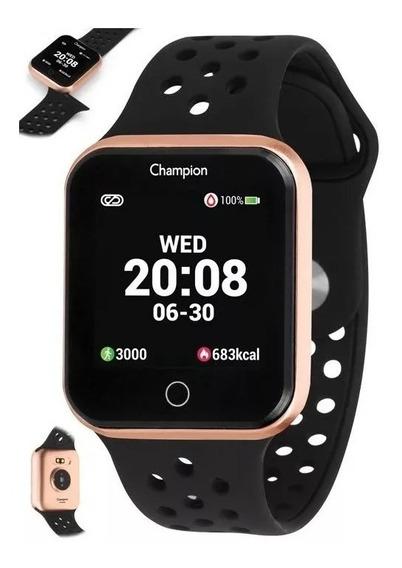 Relógio Inteligente Smartwatch Champion C/ Frete Gratis