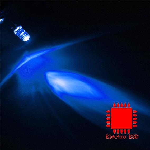 50x LED 5mm VERDE