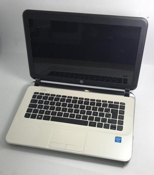 Notebook Hp 14-d027br Intel Dual Core 4gb 500gb Windows 14