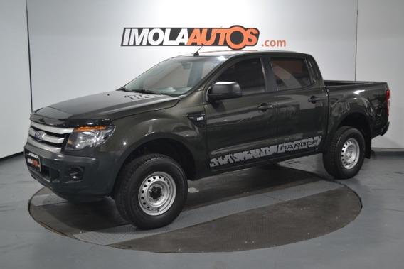 Ford Ranger 2.2 Tdi D/c 4x2 Xl M/t 2014 -imolaautos-