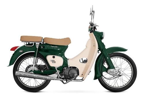 Zanella Motoneta 110 Vintage Retro - Super Oferta!