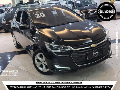 Imagem 1 de 15 de Chevrolet Onix 1.0 Turbo Premier 2020