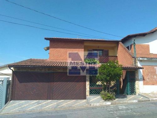 Imagem 1 de 30 de Sobrado Com 4 Dormitórios À Venda, 323 M² Por R$ 1.300.000,02 - Jardim Santa Mena - Guarulhos/sp - So0386