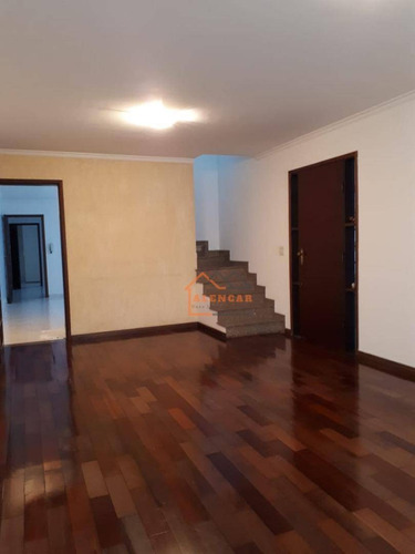 Sobrado Com 4 Dormitórios À Venda Por R$ 842.000,00 - Jardim Textil - São Paulo/sp - So0149