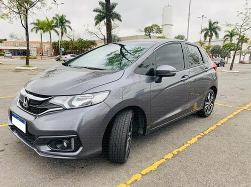 Honda Fit Ex - 2019/2020