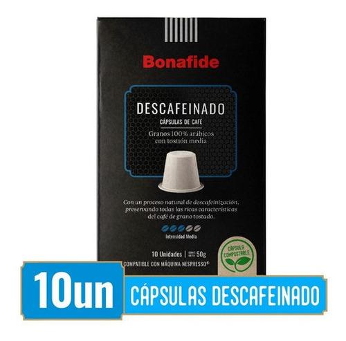 Imagen 1 de 3 de 10 Cápsulas Café Descafeinado - Compatibles Nespresso®