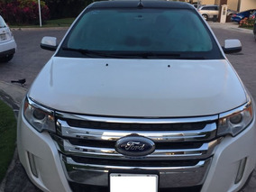 Ford Edge Limited V6 2013 Blanca