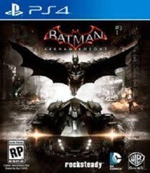 Batman Arkham Knight Ps4 Psn Original 2 Dublado