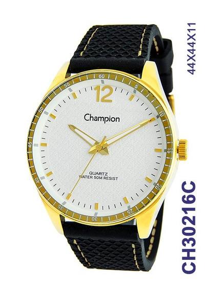Promoção Relógio Champion Original Masculino Ch30216c