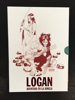 Cómic, Marvel, Imprescindibles- #09- Logan. Ovni Press