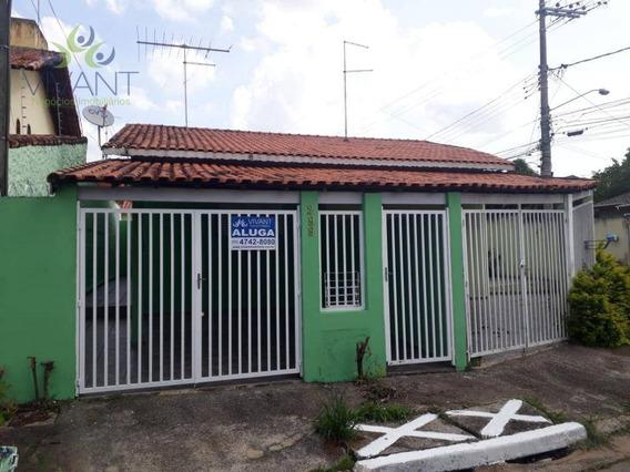 Casa Com 2 Dormitórios Para Alugar, 85 M² Por R$ 1.150/mês - Jardim Carlos Cooper - Suzano/sp - Ca0219