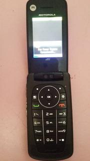 Celular Nextel I890 Black Negro Black Flip Con Tapa El Mejor