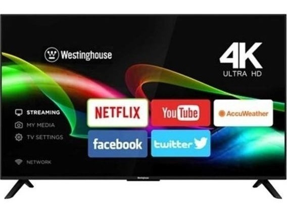Televisor De 55 Pulgadas Smartv 4k Nuevos