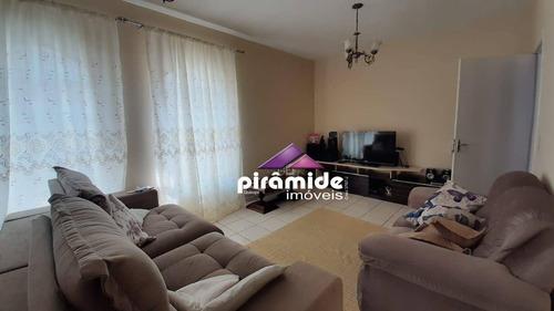 Casa À Venda, 180 M² Por R$ 680.000,00 - Bosque Dos Eucaliptos - São José Dos Campos/sp - Ca4813