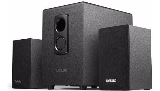 Home Theater Speaker Delux Dls-x550