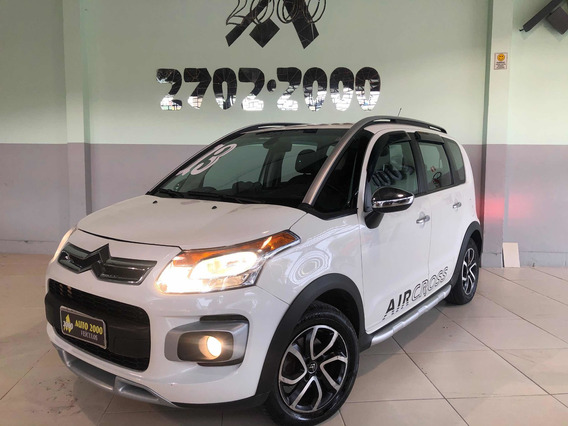 Citroën Aircross 1.6 16v Exclusive Flex Aut. 5p 2013 Branco