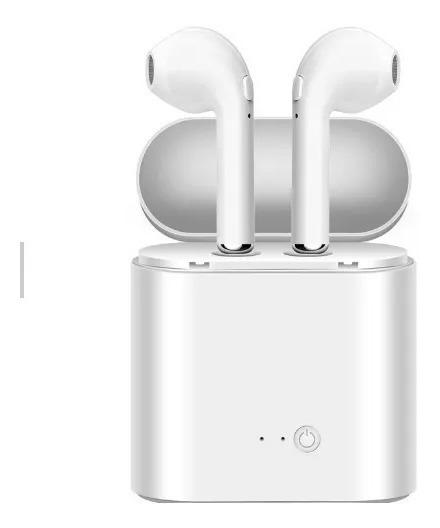 Audífono Bluetooth Hbq I7 Manos Libres AirPods Wireless 2