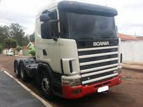 Scania R 124 400 - 6x4 - 2004 - Manual - R$ 130.000,00
