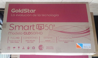 Smart Tv Android 50 Goldstar