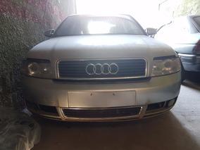 Sucata Audi A4 V6 2.4 2002 (somente Peças)