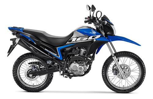 Moto Honda Nxr Bros 160 Esdd 20/21 0km  Ler Anuncio!!