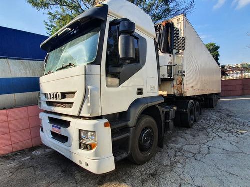 Imagem 1 de 7 de Iveco 410 Truck 6x2