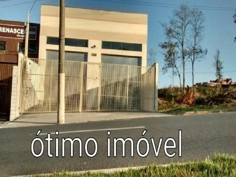 Galpão Á Venda No Parque São Bento - Sorocaba/sp - Gl00194 - 4243424