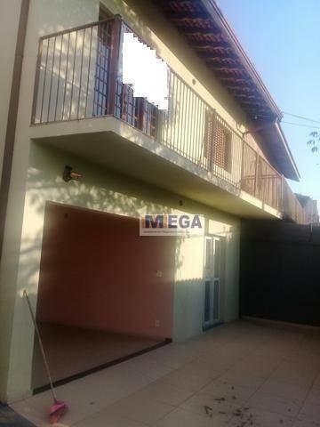 Casa Com 3 Dormitórios À Venda, 230 M² Por R$ 320.000 - Jardim São Gabriel - Campinas/sp - Ca1411