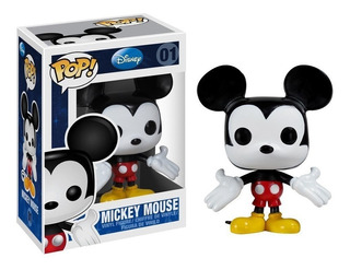 Funko Pop Disney 01 Mickey Mouse Nuevo Magic4ever
