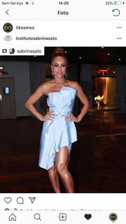 Vestido Sabrina Sato Patricia Bonaldi