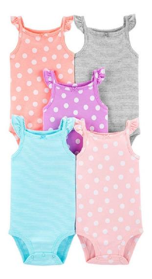Pañaleros Carters Niña Ropa Bebe 1 Paquete Varios Modelos