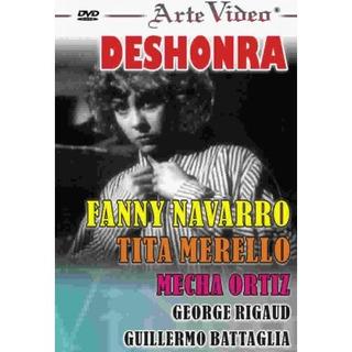 Deshonra - Fanny Navarro - Tita Merello - Dvd Original