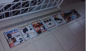 Vdo 80 Revistas Fotografe Da Editora Europa .
