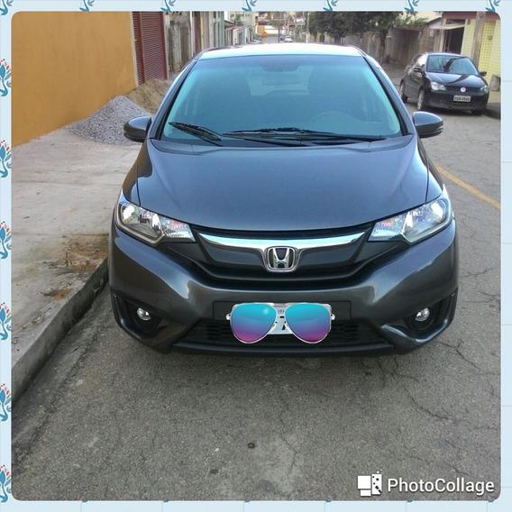 Honda Fit 1.5 Ex Flex Aut. 5p 2016